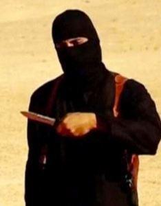 Comic Becky Fury on what ISIS/ISIL's beheader Jihadi John was really like