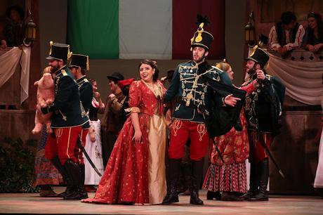 Opera Review: The Treasure Hunters