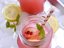 Pomegranate Apple Party Punch Recipe