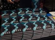 Patrick Ness Release Premiere Curzon Soho More #BookLaunch