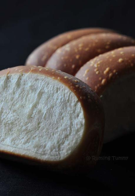 Herman Soft Bread (air fryer)