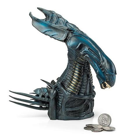 Alien Queen Money Bank