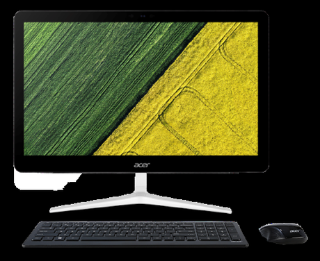 Acer's New Ultra-slim All-in-One Aspire Desktops Shape the Contemporary Home
