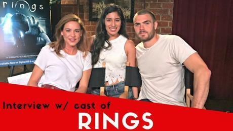 Rings Cast Talk About Their Fears   Rings