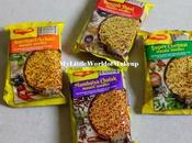 Maggi Masalas India Limited Edition Noodles, 2017 Flavours (New Launch)