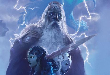 Raging thunder gods