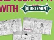 Doublemint Gum: Creating Sweet Connections Through Lovewraps