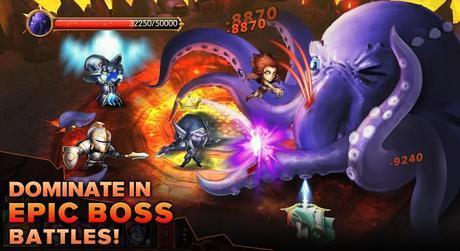 Heroes Tactics: Strategy PvP