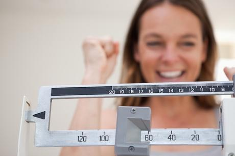 low carb dieter happy seeing weight loss on scales
