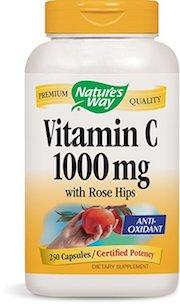 Nature's Way Vitamin C 1000 with Rose Hips