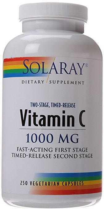 Solaray C Two-Stage Timed-Release Supplement