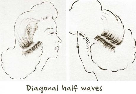 1940s-Hairstyle-tutorial---half-waves---diagonal