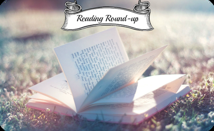 Reading Round-up: April 2017 #BookReviews