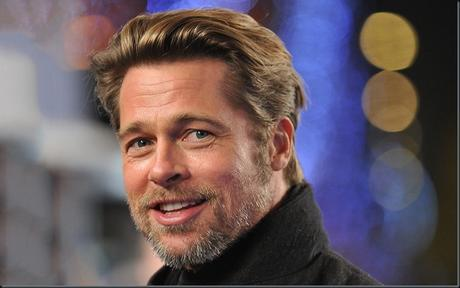 Brad Pitt - Coming clean about his troubled past
