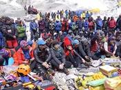 Himalaya Spring 2017: Sherpas Hold Protest Everest Demand Summit Certificates