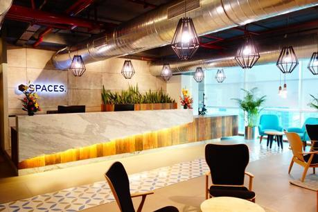 Creative Workspace Brand Spaces Debuts In India @Spacesworks