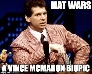 OUR VINCE MCMAHON BIOPIC FEATURE SCRIPT - FROM 1999