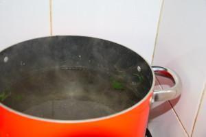 Pasta asparagi e gamberetti che bontà! Pasta with asparagus and shrimps