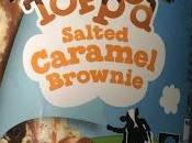 Today's Review: Jerry's Topped Salted Caramel Brownie