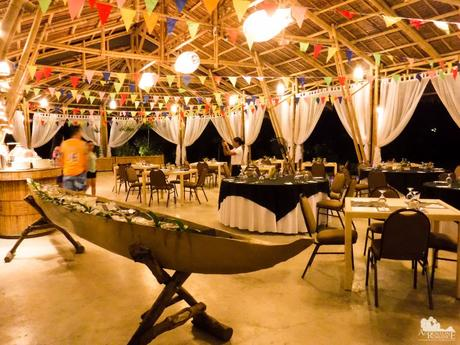 Bluewater Maribago Barrio Fiesta Buffet