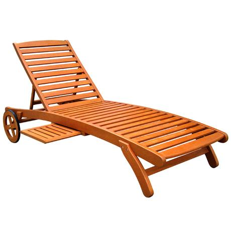 Wood Chaise Lounge Chair Paperblog – Wood Chaise Lounge Chairs
