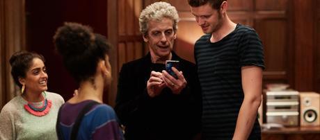 "Doctor Who Slips Into Horror Movie Mode in ""Knock Knock"""