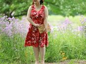 What Wore: Floral with Flowers