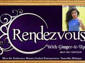 Rendezvous with Ginger-it-Up: Meet Endurance Runner/Author/Entrepreneur- Sumedha Mahajan
