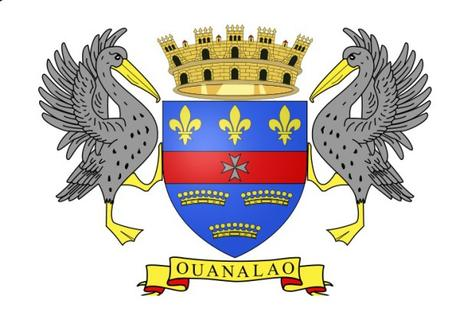 Flag of Saint Barthélemy