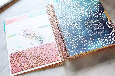 Erin Condren 2018 Lifeplanner Review