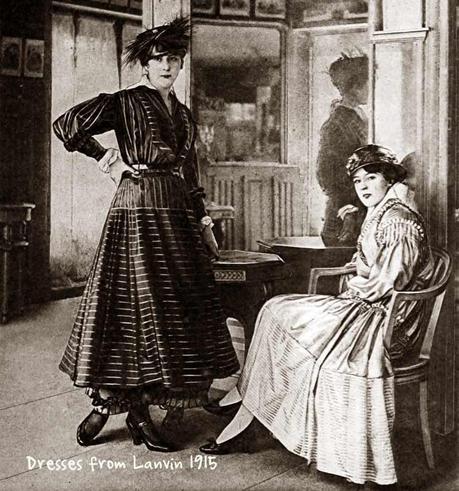 Paris-Fashion-during-First-World-War---Dresses-from-Lanvin