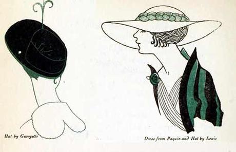 Paris-Fashion-during-First-World-War---1915-hats