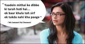 Bollywood Dialogues by Food Freaks for Foodies