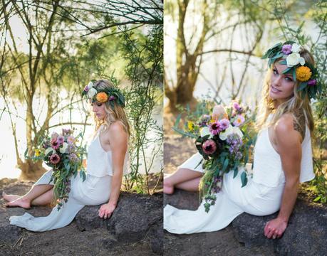 Salt River Boho Bridal