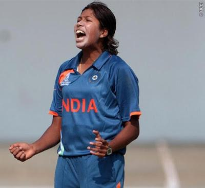 Jhulan Goswami becomes the highest wicket taker in ODI
