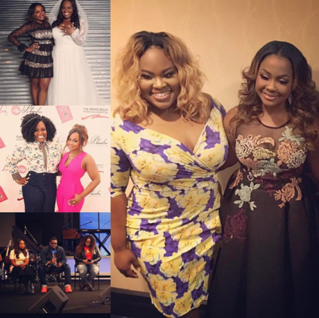 Tasha Cobbs Covers Phaedra Parks In Prayer
