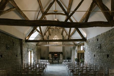 blackwell grange wedding ceremony room