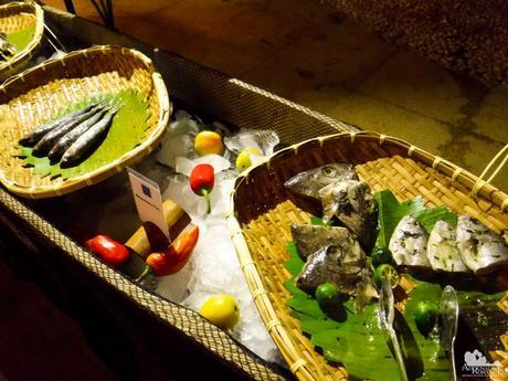 Bluewater Maribago Fishing Village Buffet