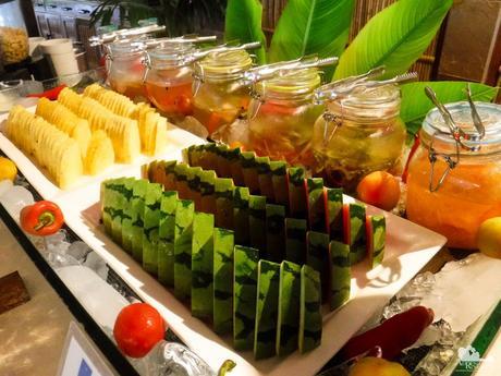 Bluewater Maribago Breakfast Buffet