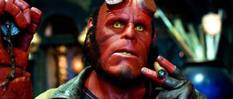 How Ron Perlman Became Hellboy