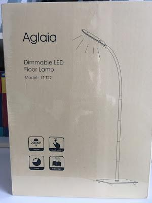 Today's Review: Aglaia Floor Lamp