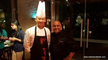 New Chinese Chef Oliver at JW Marriott, Aerocity, Delhi