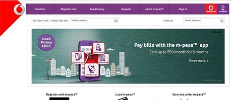 Residents of Haryana can now pay Electricity bill with Vodafone M-Pesa