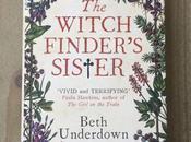Witchfinder's Sister Beth Underdown