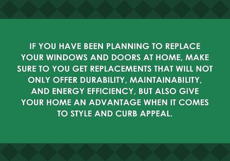 Windows, Doors, and Curb Appeal