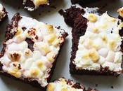 Recipe Vegan Smores Brownies