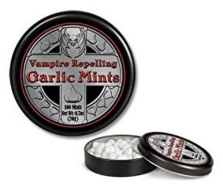 Garlic Flavoured Mints