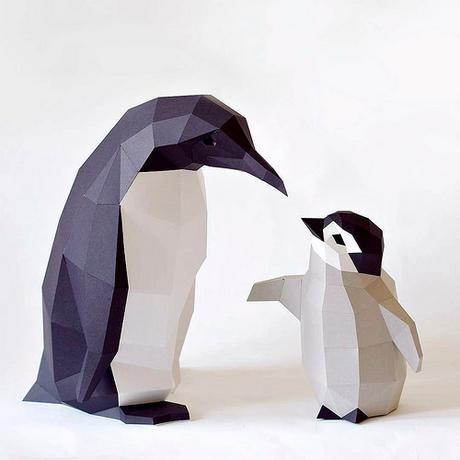 Paperwolf Penguins