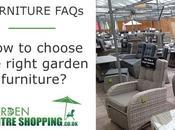 Choose Right Garden Furniture?