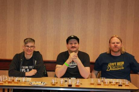 Fest-Of-Ale Beer Judging 2017 – Penticton